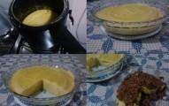 polenta na panela de pressão