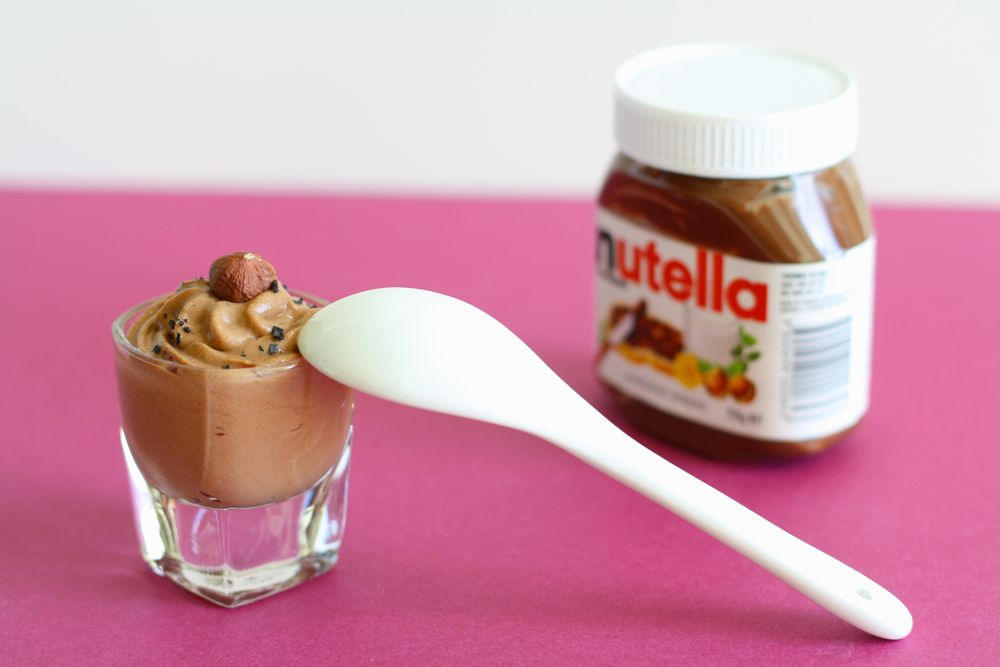 nutella-mousse