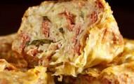 Pão de linguiça da Pizzaria do Brás