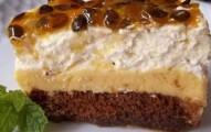 torta pave de maracuja