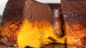 cenoura chocolate