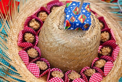 decoraçao festa junina e são joão fácil e criativa (19)
