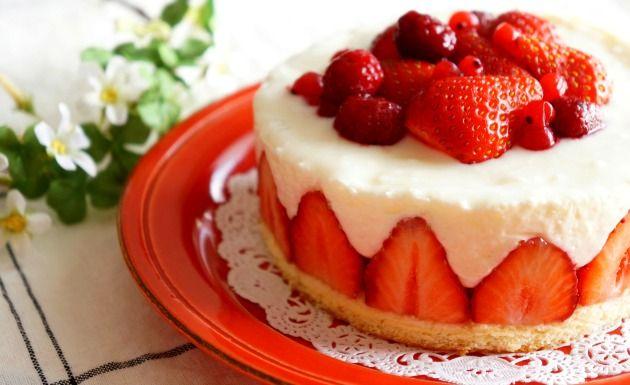 Receita de 9 Dicas para Decorar Bolos Receita Toda Hora -> Decorar Frutas Simples