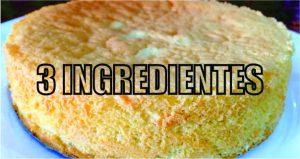 pao de lo sem fermento com 3 ingredientes