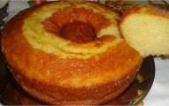 bolo de laranja da vovo