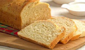 pão de forma furadinho