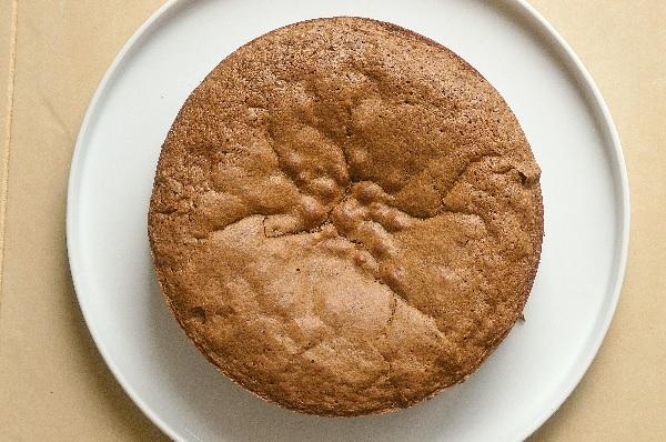 pão de ló brownie