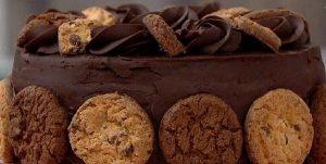 recheio de biscoito
