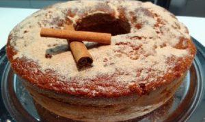 bolo de maçã 2