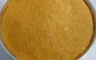 pão de ló para decorar