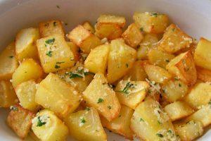 batatas saute