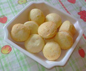 pao de queijo de liquidificador