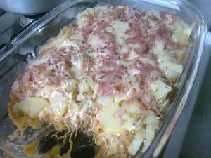 batata de forno