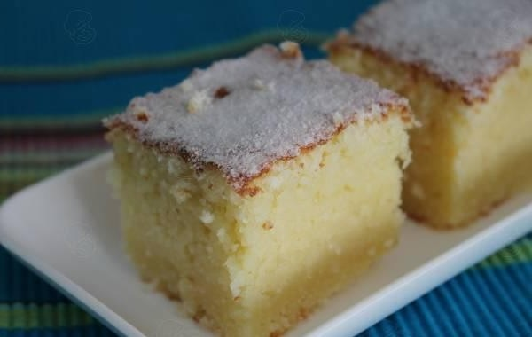 bolo de coco fofinho