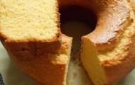 bolo de creme de leite