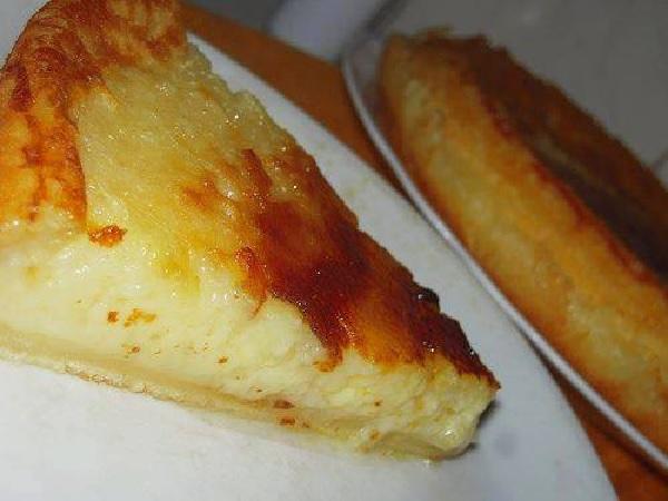 bolo queijadinha
