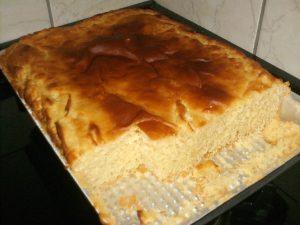 pão com massa mole