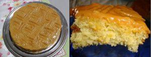 torta de tapioca face