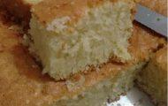 bolo de mandioca de liquidificador