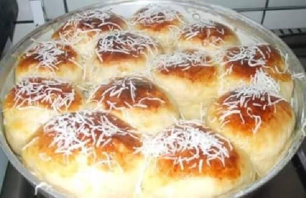 pão face