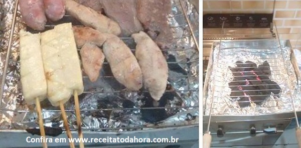 churrasco site