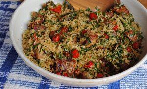 arroz site corpo
