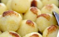 bolinho de batata