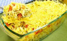 arroz-cremoso-com-batata-palha