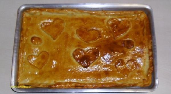 pastelao-de-forno