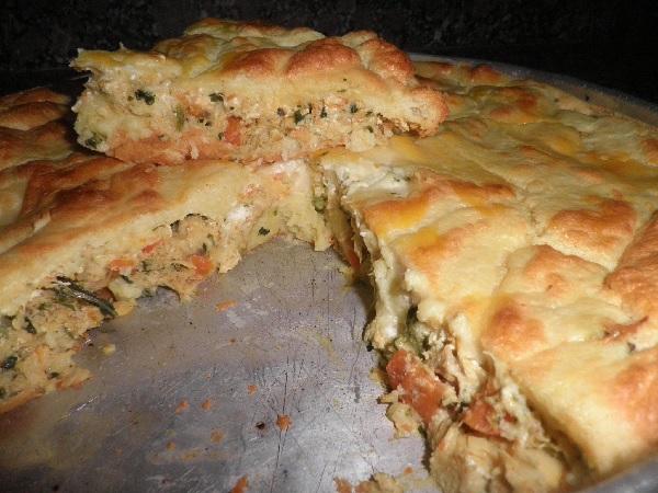 massa de batata para torta de liquidificador
