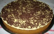torta mousse de limao e chocolate