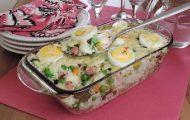 arroz a grega de forno