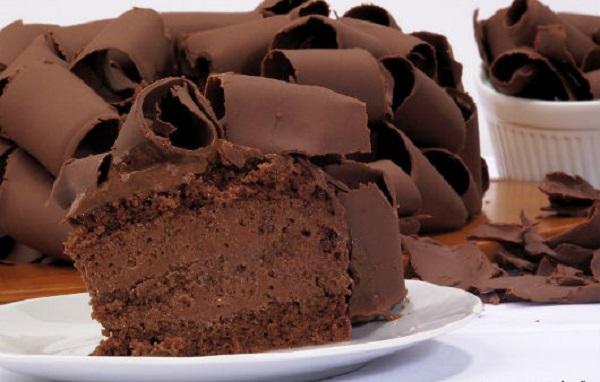 como fazer raspas de chocolate