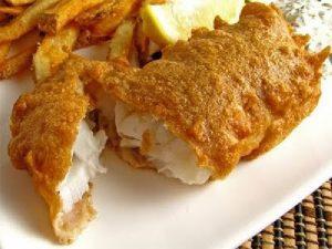 peixe a dore