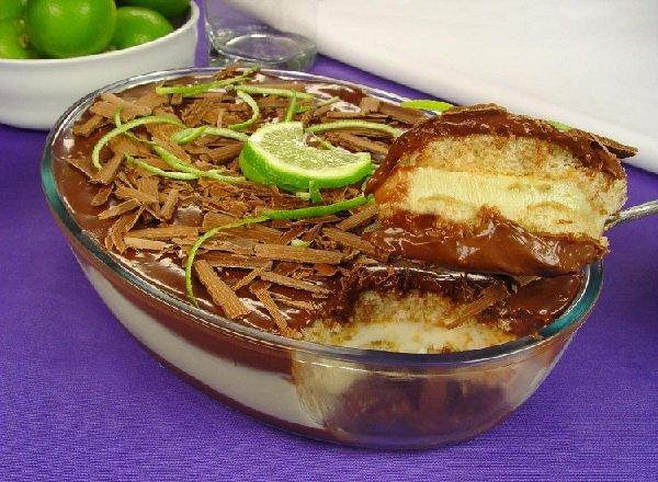 Pavê Chocolimão será seu grande trunfo como sobremesa para páscoa!
