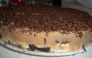 torta mousse de bis