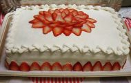 bolo de chocolate branco facil e rapido