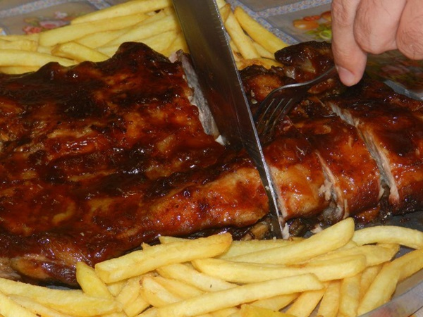 costela ao molho barbecue 1