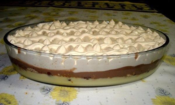 torta gelada de bombom - uma sobremesa de natal sensacional!