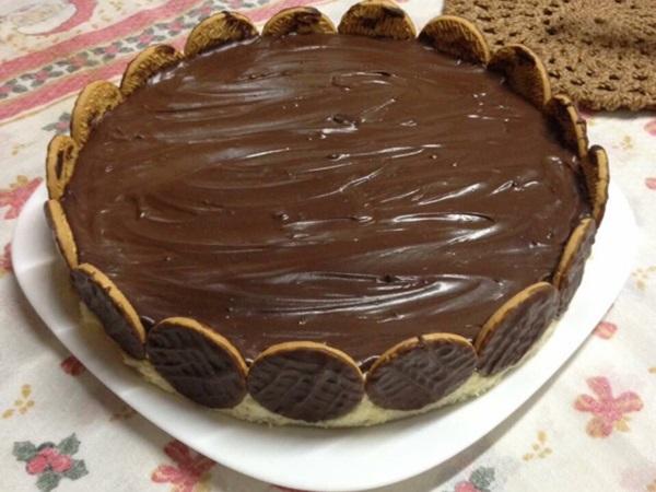 Torta Holandesa Maravilhosa