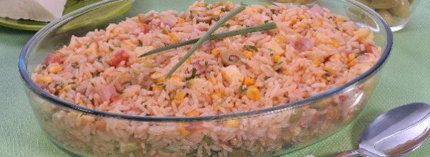 arroz de forno pratico