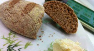 pao australiano e manteiga do outback