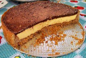 torta trufada de maracuja