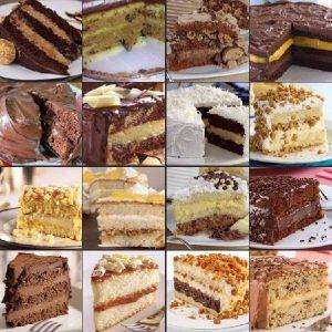 15 receitas de recheios para bolo