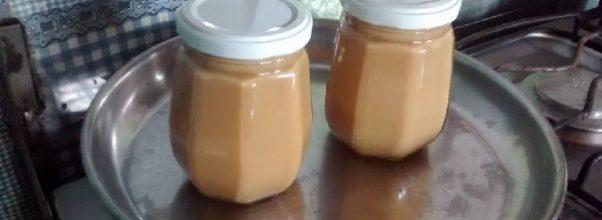 como transformar leite condensado de caixinha em doce de leite