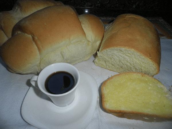 Pão Caseiro da Bety