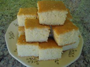 bolo de limao