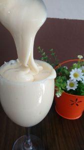 leite moca cremoso para recheio de bolo