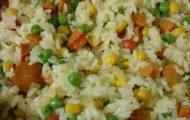 arroz a grega diferente