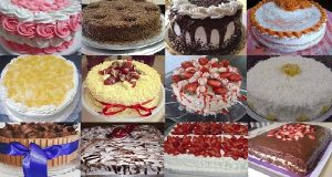 bolo de aniversario 25 receitas faceis e rapidas